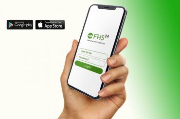 FHS24 Announces Official New Mobile App
